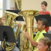 Albany Middle School Bands